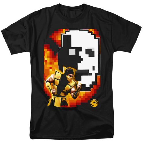 Image for Mortal Kombat Klassic T-Shirt - Scorpion