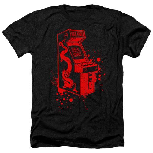Image for Mortal Kombat Klassic Heather T-Shirt - Insert Coin