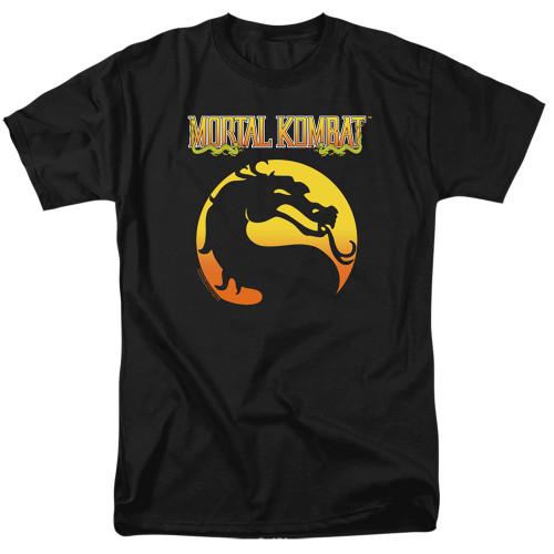 Image for Mortal Kombat Klassic T-Shirt - Logo