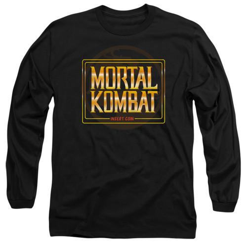 Image for Mortal Kombat Klassic Long Sleeve Shirt - Coin