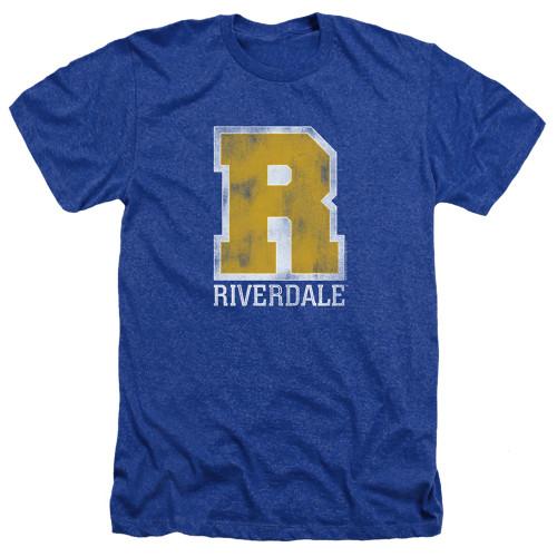 Image for Riverdale Heather T-Shirt - Riverdale Varsity