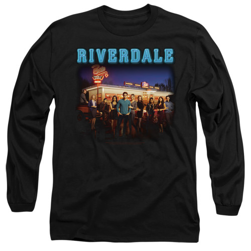 Image for Riverdale Long Sleeve Shirt - Up at Pops