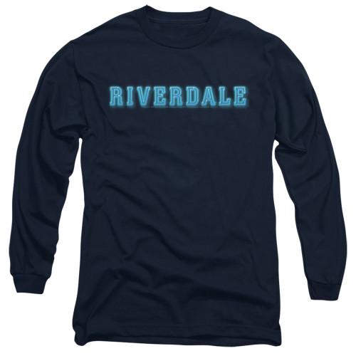 Image for Riverdale Long Sleeve Shirt - Logo