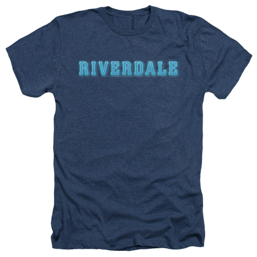 Image for Riverdale Heather T-Shirt - Logo