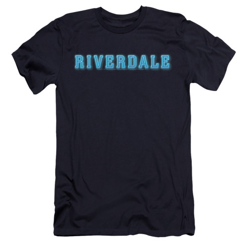 Image for Riverdale Premium Canvas Premium Shirt - Logo