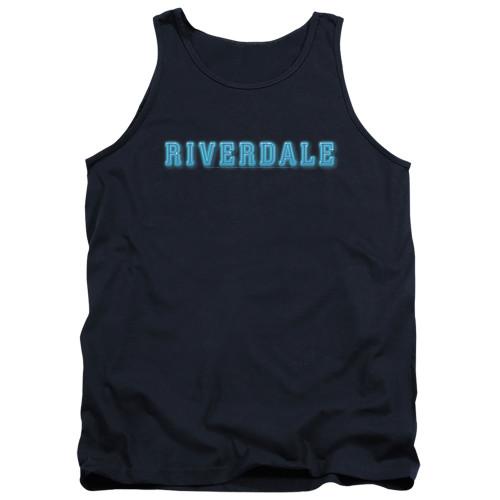Image for Riverdale Tank Top - Logo