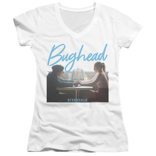 Image for Riverdale Girls V Neck - Bughead