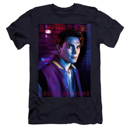 Image for Riverdale Premium Canvas Premium Shirt - Archie Andrews