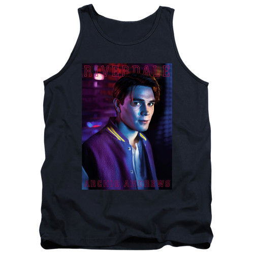 Image for Riverdale Tank Top - Archie Andrews