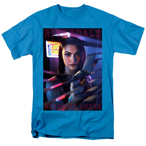 Image for Riverdale T-Shirt - Veronica Lodge