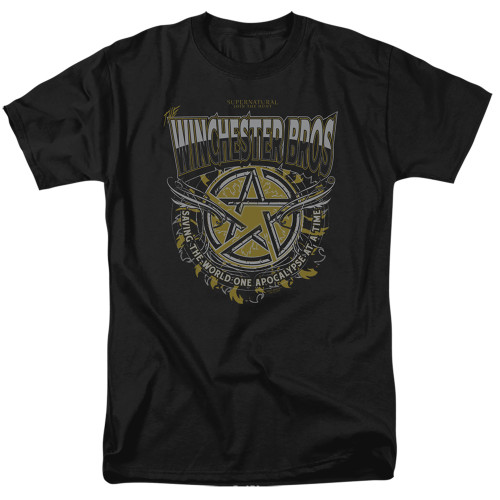Image for Supernatural T-Shirt - Winchester Bros
