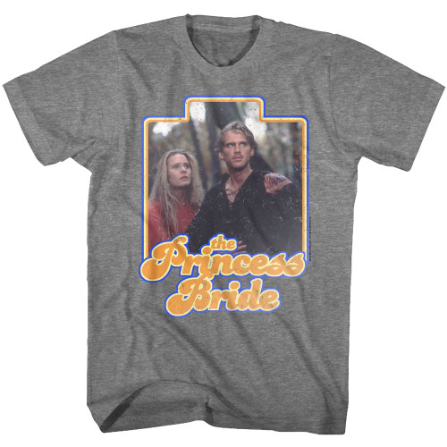Image for The Princess Bride T-Shirt - Vintage Iron