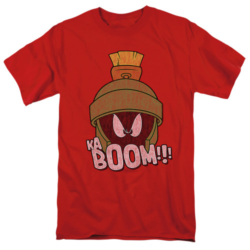 Image for Looney Tunes T-Shirt - Marvin the Martain Ka-Boom