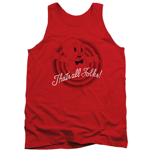 Image for Looney Tunes Tank Top - That's All Folks
