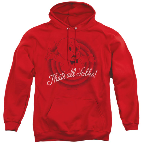 Image for Looney Tunes Hoodie - That's All Folks