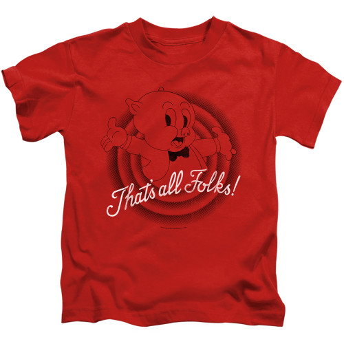 Image for Looney Tunes Kids T-Shirt - That's All Folks