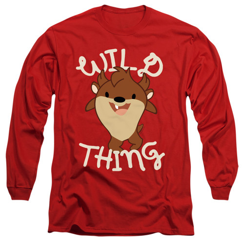 Image for Looney Tunes Long Sleeve T-Shirt - Tas Wild Thing Kid