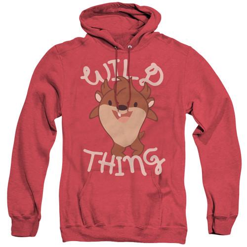 Image for Looney Tunes Heather Hoodie - Tas Wild Thing Kid