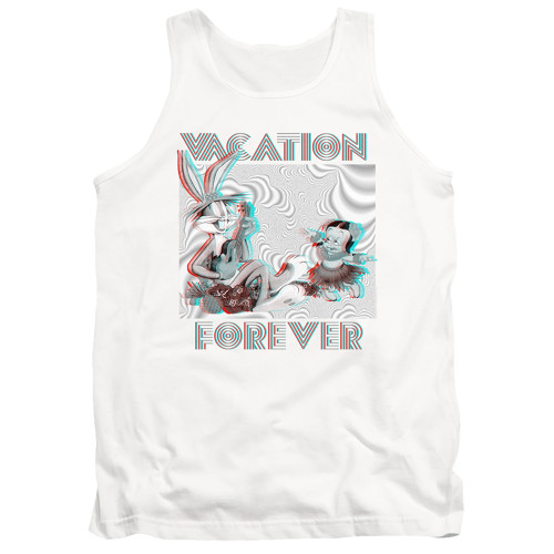 Image for Looney Tunes Tank Top - Vacation Forever
