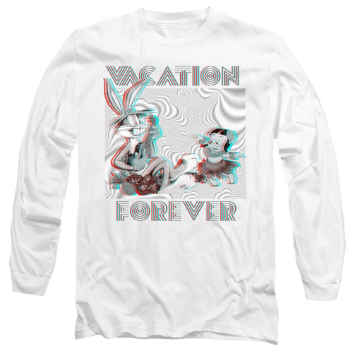 Image for Looney Tunes Long Sleeve T-Shirt - Vacation Forever