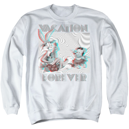 Image for Looney Tunes Crewneck - Vacation Forever