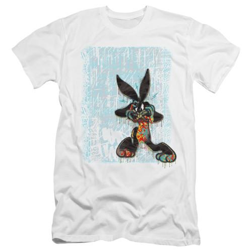 Image for Looney Tunes Premium Canvas Premium Shirt - Graffiti Rabbit