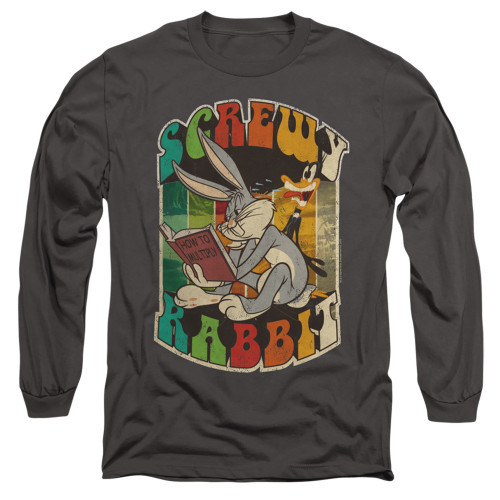 Image for Looney Tunes Long Sleeve T-Shirt - Screwy Rabbit
