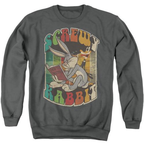 Image for Looney Tunes Crewneck - Screwy Rabbit