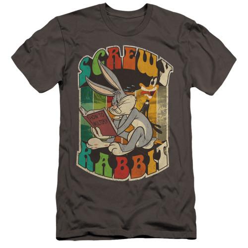 Image for Looney Tunes Premium Canvas Premium Shirt - Screwy Rabbit