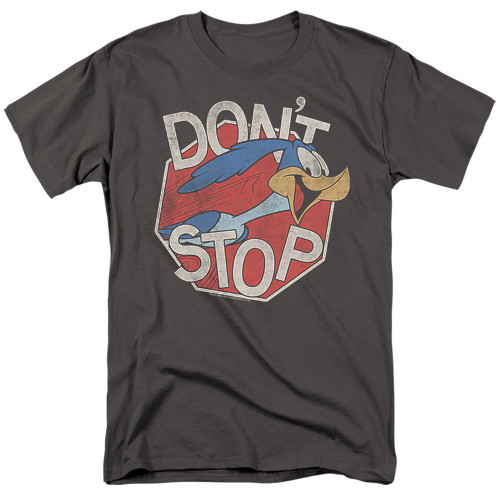 Image for Looney Tunes T-Shirt - Roadrunner Don't Stop
