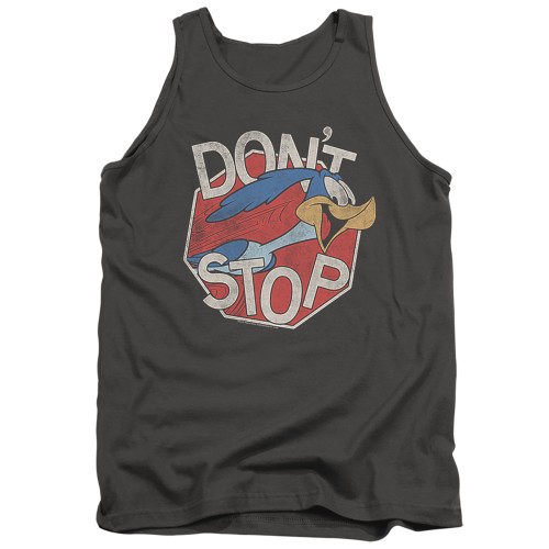 Image for Looney Tunes Tank Top - Roadrunner Don't Stop
