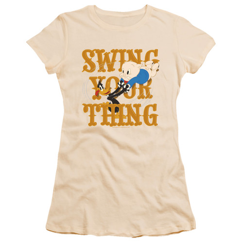 Image for Looney Tunes Girls T-Shirt - Swing Your Thing