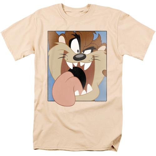 Image for Looney Tunes T-Shirt - Taz Closeup