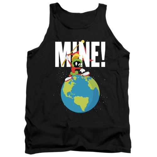 Image for Looney Tunes Tank Top - Marvin the Martian Mine