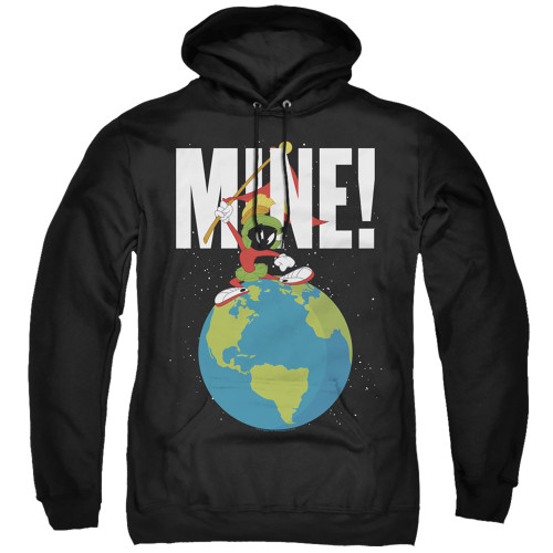 Image for Looney Tunes Hoodie - Marvin the Martian Mine