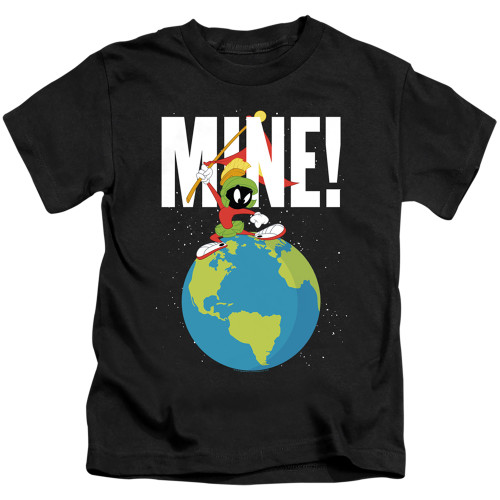Image for Looney Tunes Kids T-Shirt - Marvin the Martian Mine