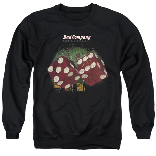 Image for Bad Company Crewneck - Winged Straight Shooter