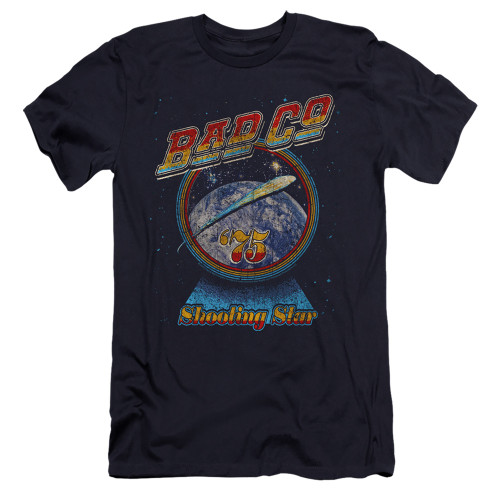 Image for Bad Company Premium Canvas Premium Shirt - Winged Shooting Star