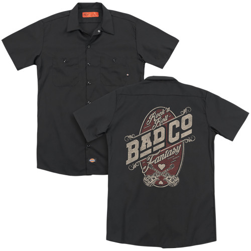 Image for Bad Company Dickies Work Shirt - Winged Fantasy