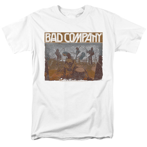 Image for Bad Company T-Shirt - Winged Swan Song