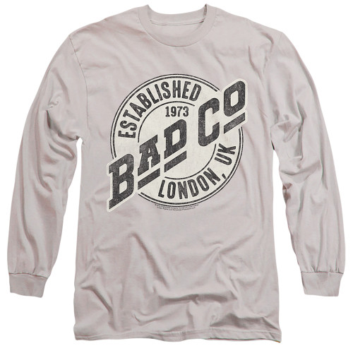 Image for Bad Company Long Sleeve T-Shirt - Winged Established