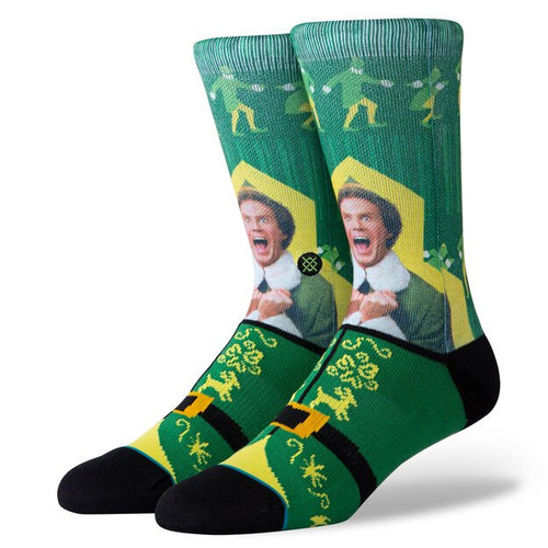Image for Stance Socks - Elf I Know Him