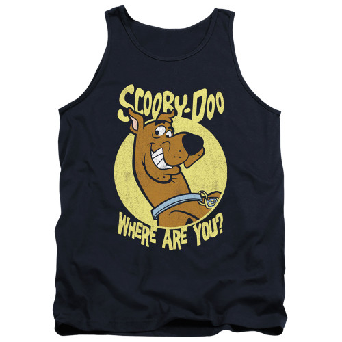 Image for Scooby Doo Tank Top - Where Are You?