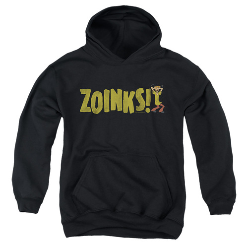 Image for Scooby Doo Youth Hoodie - Zoinks