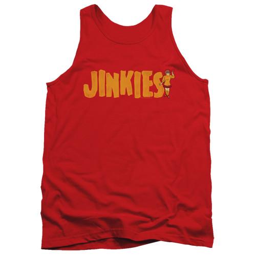 Image for Scooby Doo Tank Top - Jinkies