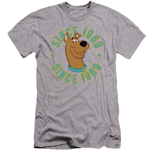 Image for Scooby Doo Premium Canvas Premium Shirt - Scooby 1969