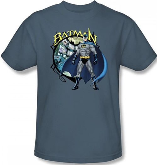 Image Closeup for Batman T-Shirt - Joker Case Files
