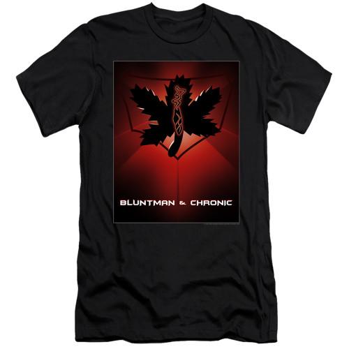 Image for Jay & Silent Bob Reboot Premium Canvas Premium Shirt - Bluntman and Chronic Poster
