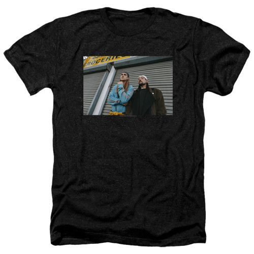 Image for Jay & Silent Bob Reboot Heather T-Shirt - Photo