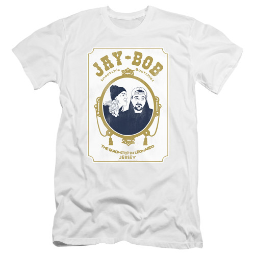 Image for Jay & Silent Bob Reboot Premium Canvas Premium Shirt - Jay Bob